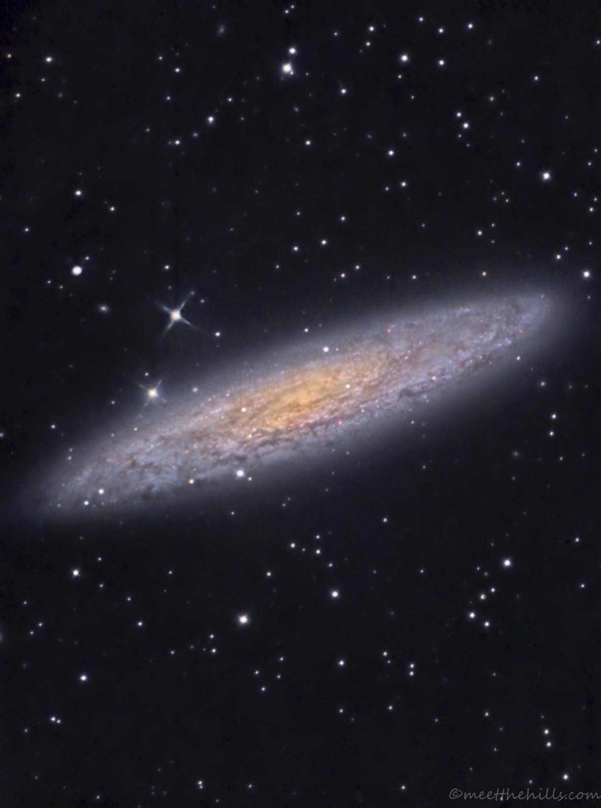 NGC253 - Sculptor Galaxy