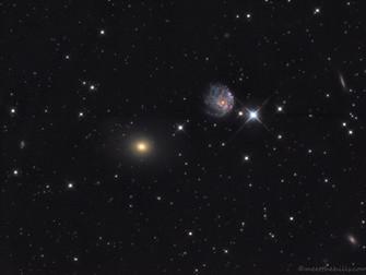 NGC 2276 in Cepheus