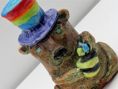 Rainbow Caps Make Everything Fine
