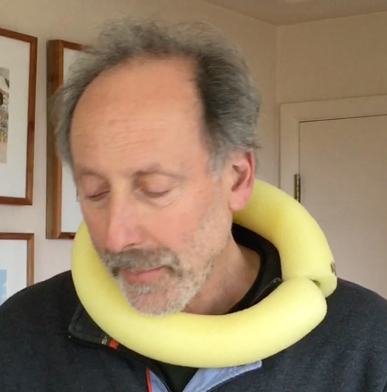 Noodle in The Neck