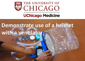 Protocols and Guidelines about Helmet Ventilation (NIV)