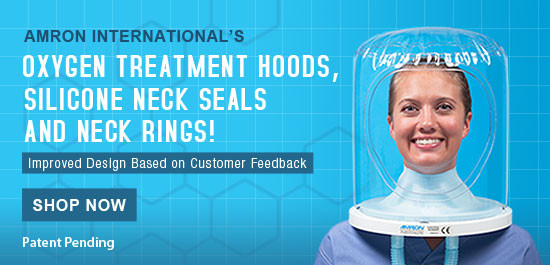 Oxygen Treatment Hoods, Silicon Neck Seals and Neck Rings!