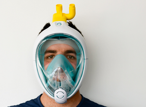 New Design to Connect The Mask to a Ventilator