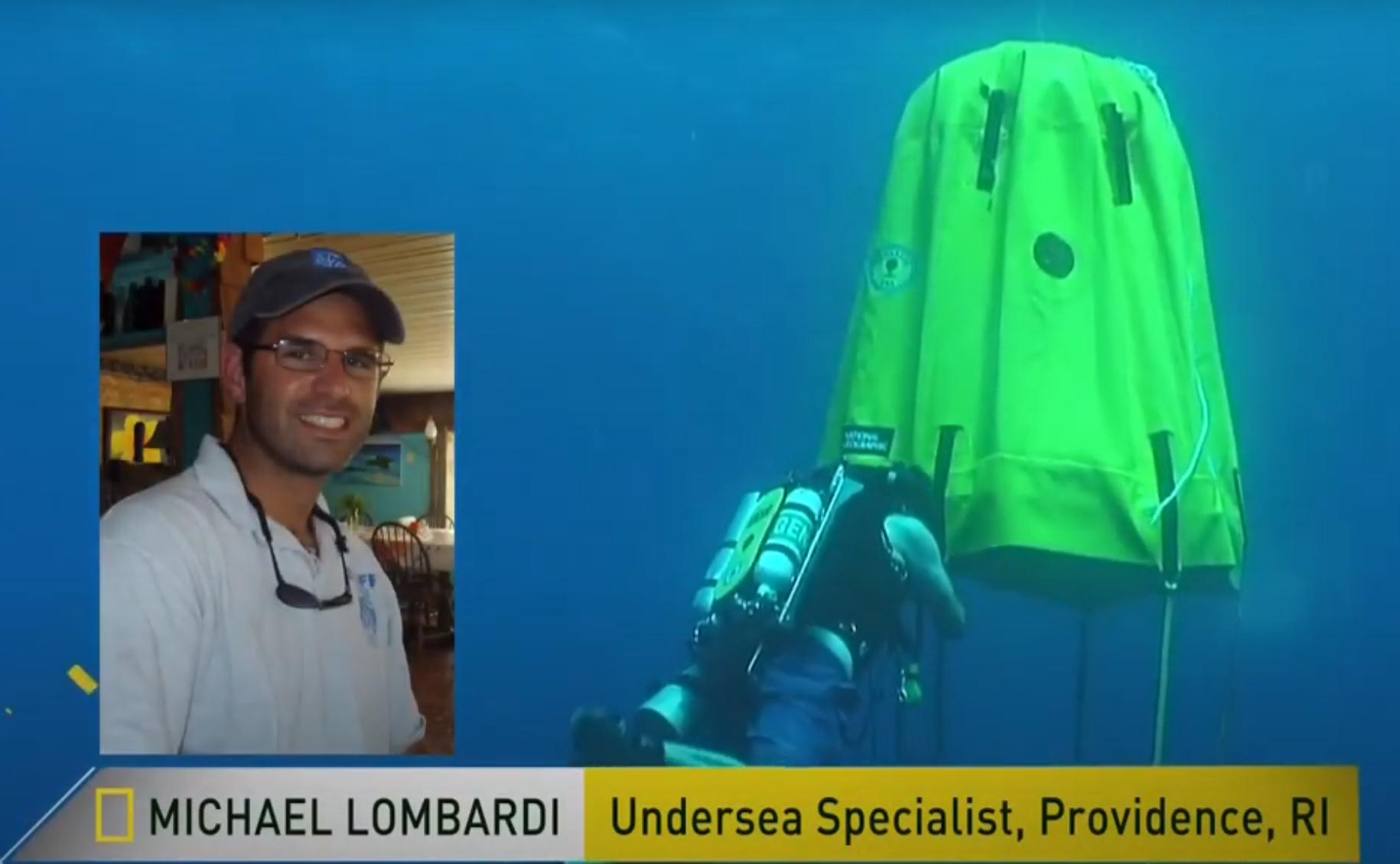 Michael Lombardi Undersea Spec