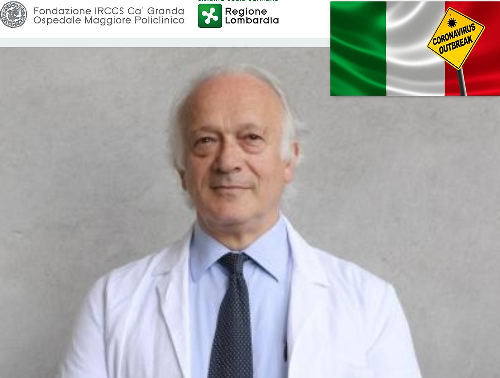 Prof Antonio Pesenti
