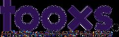Tooxs logo oficial con slogan.png