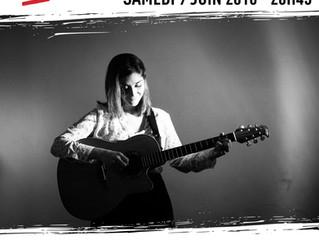 Premier concert à Paris !