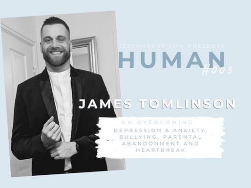 HUMAN: James Tomlinson