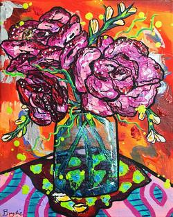 pink-roses-jam-jar-painting-brydie-perki