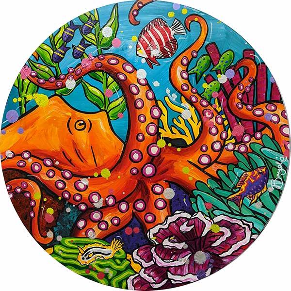 orange-octopus--in-reef-painting-brydie-
