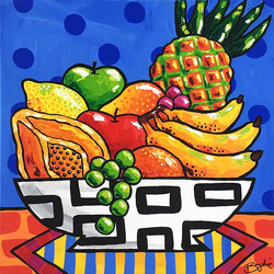 fruit-bowl-with-pawpaw-painting-brydie-p