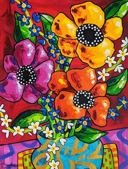 colourful-poppies-painting-brydie-perkin