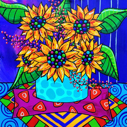 sunflowers-in-box-painting-brydie-perkin