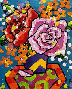 peony-and-orange-flowers-painting-brydie