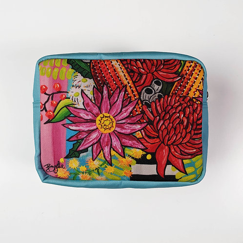 Bush Bouquet Cosmetic Bag