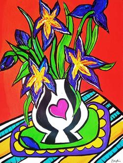 iris-in-vase-painting-brydie-perkins-bra