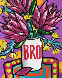 protea-brouhaha-beer-painting-brydie-per