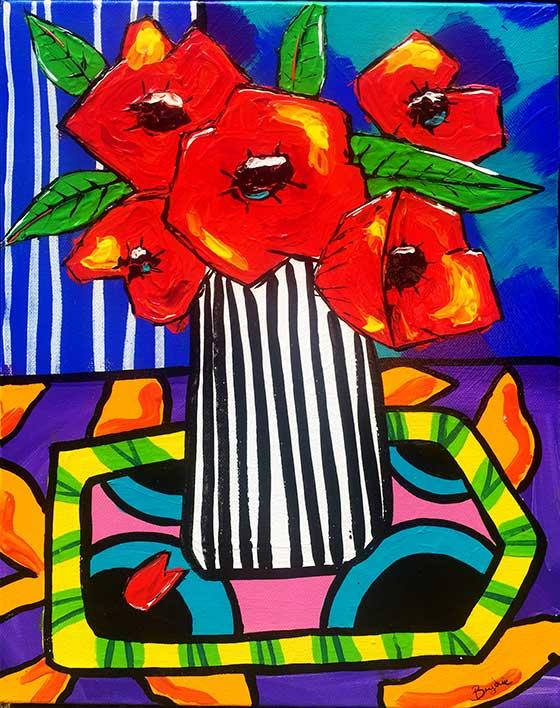 poppies-striped-vase-painting-brydie-per