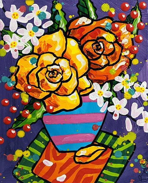 yellow-orange-roses-painting-brydie-perk