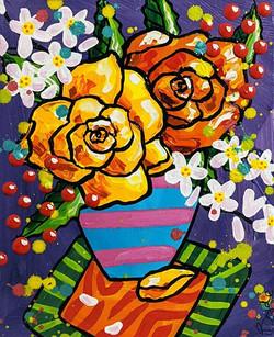 yellow-orange-roses-painting-brydie-perk