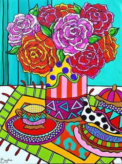peonies-teacup-teapot-arrangement-painti