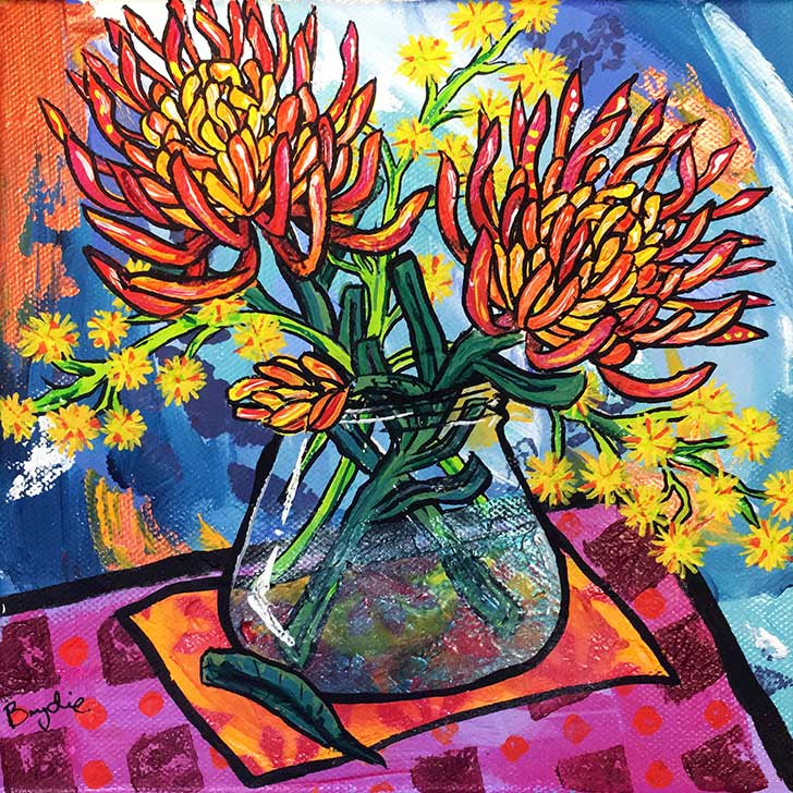 pincushion-protea-painting-brydie-perkin