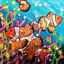 clownfish-painting-brydie-perkins-brakel