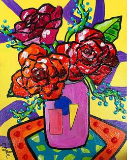 roses-green-beacon-beer-blush-painting-b