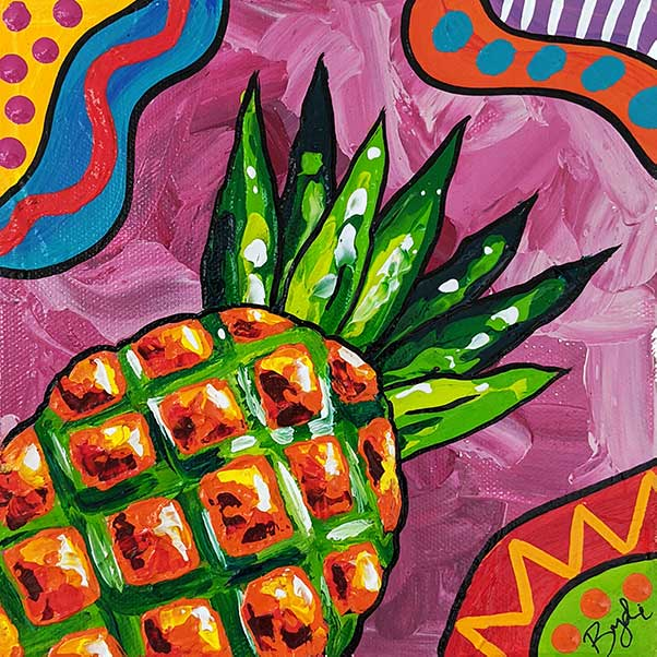 pineapple-pattern-painting-brydie-perkin