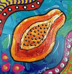 pawpaw-pattern-painting-brydie-perkins-b