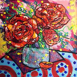 orange-roses-jam-jar-painting-brydie-per