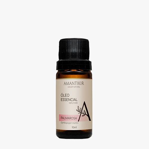 Óleo essencial Palmarosa 10ml  –  beleza da pele