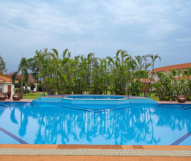 Hotel e Spa Naturoville-  Rishikesk