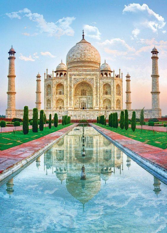 Taj Mahal - Agra - Rajastão