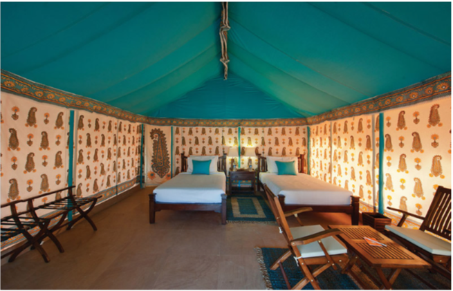 Samsara Dechu Desert Camp Resort