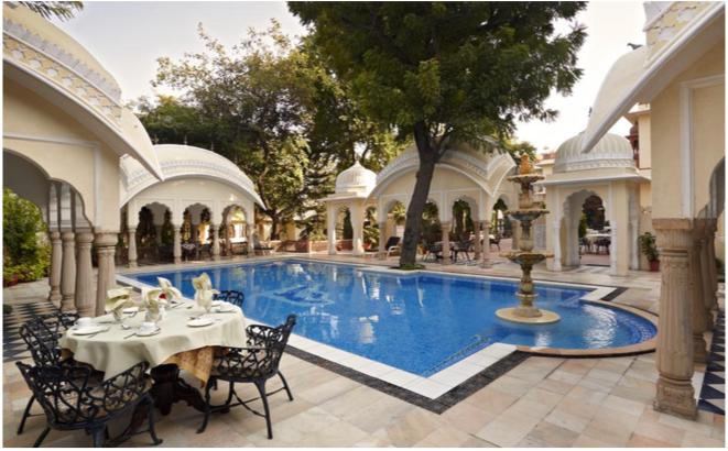 Hotel Rajastão