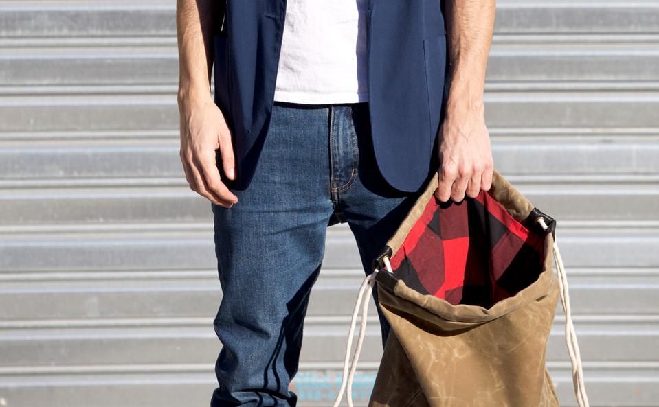 Red Thread Bag