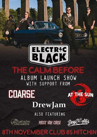 Electric Black Album Launch Show