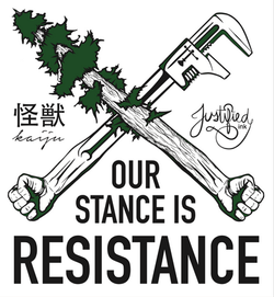 Our Stance is Resistance