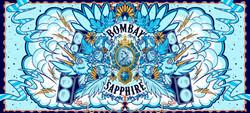 Bombay Sapphire Collab
