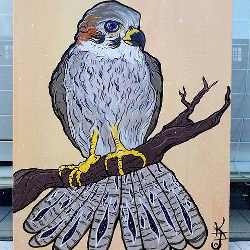 Space Hawk Original
