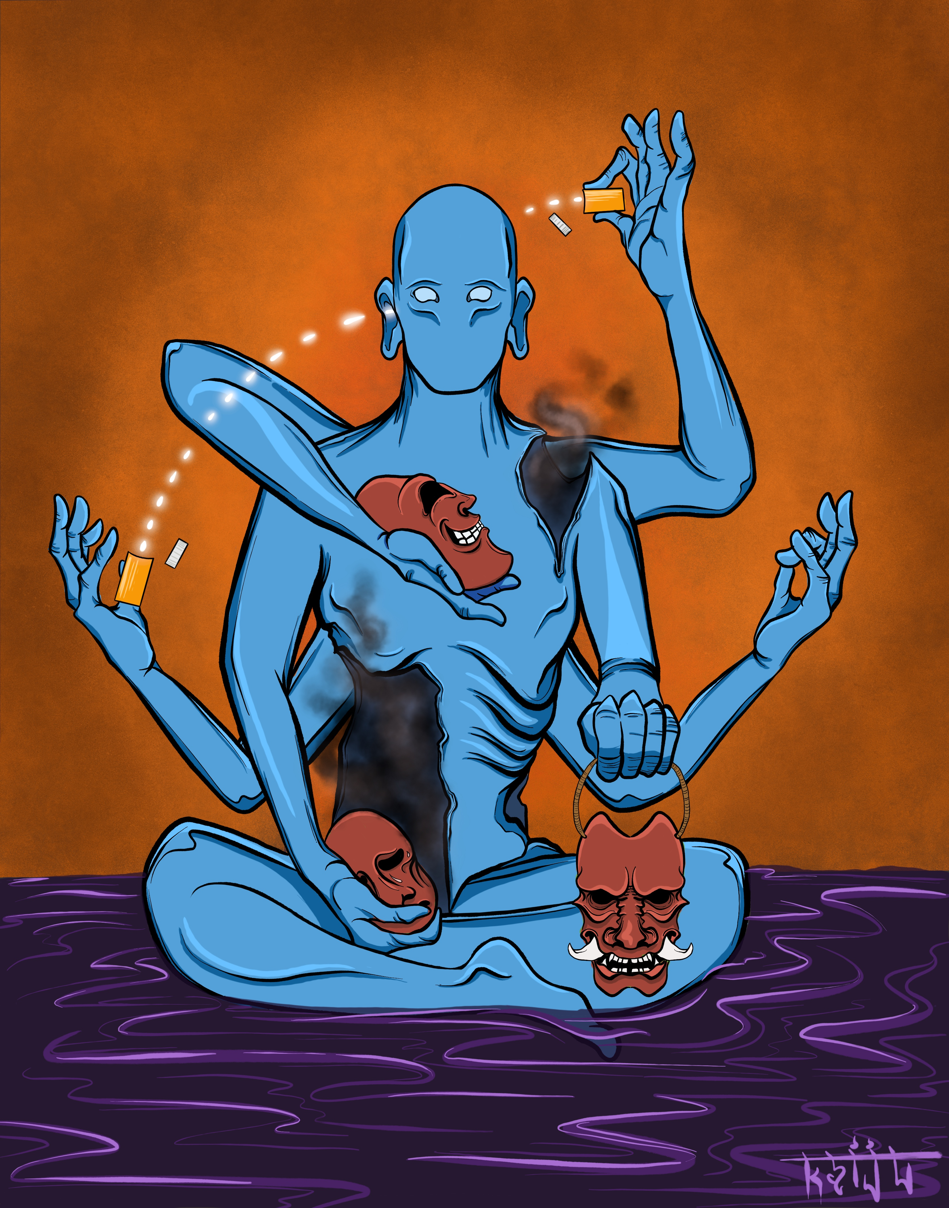 Medicate Meditate