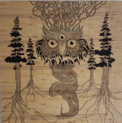 Forest Guardian (Sold)