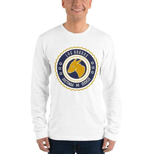 Long sleeve Burros t-shirt