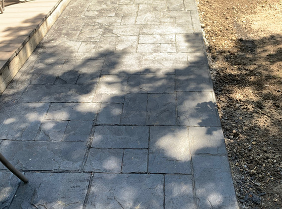Patio Stamping