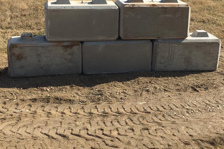 Barrier Blocks