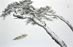 003, 송승호, 정 情 Ⅱ, 81.0 x 53