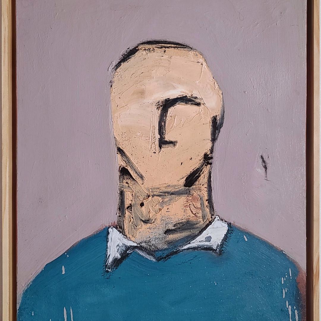 012, 최우, untitled, 40.9 x 31.8 cm, oil &