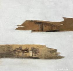 이부강4-1, trace layers, 37.5 x 37