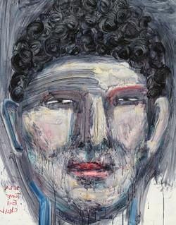 008, 정의철, Are You Even Real, 116.8 x 91.0 cm, Acrylic, 2021, 750만원